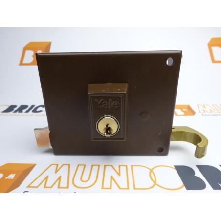 Cerradura AZBE YALE 125R HP 100 Izquierda