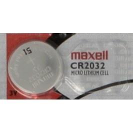 Pilas  de botón CR2032