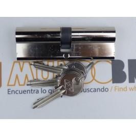 Cilindro CVL 5990 25x25 NIQUEL leva corta