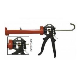 Pistola de silicona COX  POWERFLOW CARTRIDGE Profesional