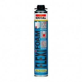 Espuma azul Flexifoam gun Soudal