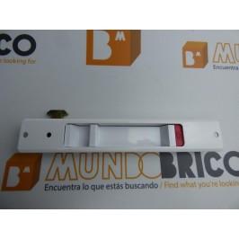 Cierre embutido DERECHO Blanco serie 5200 TECNAC