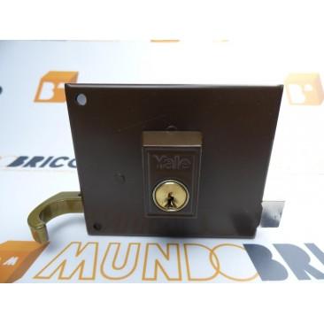 Cerradura AZBE YALE 125 100 HP Derecha
