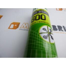 Silicona 600 ORO OLIVE Acética