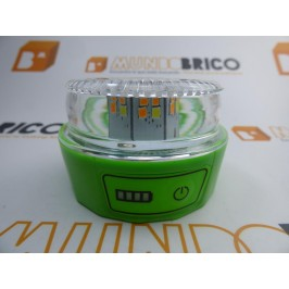 Baliza V16 de emergencia LED JBM