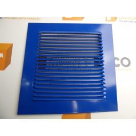 Rejilla de ventilación 20x20 RAL 5010 AZUL