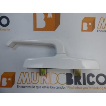 Cremona practicable JS Blanca con raya o hendidura en el mango