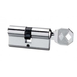 Cilindro CVL 6990 30x30 Niquelado Leva Corta