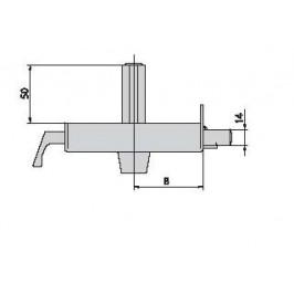 Cerradura CVL 1125-A-8-I