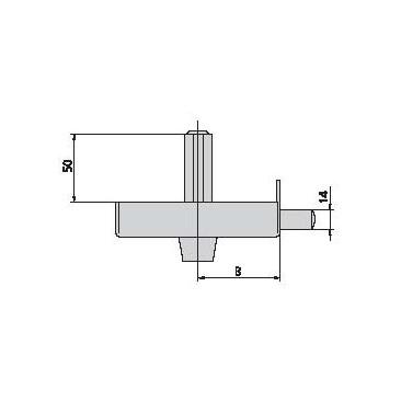 Cerradura CVL 124-A-8-I