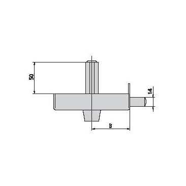Cerradura CVL 124-A-10-D