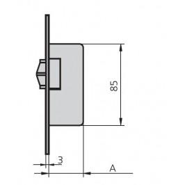 cerradura cvl 1964RV/0