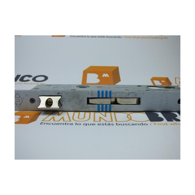 Cerradura CVL 196/25/6 sin cilindro
