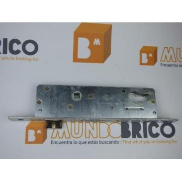 Cerradura CVL 196/30/6 sin cilindro