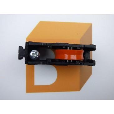 rueda serie 6200 nylon ref RN 108