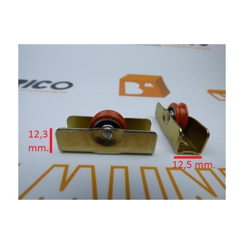 rueda serie 1000 metal ref 151-R