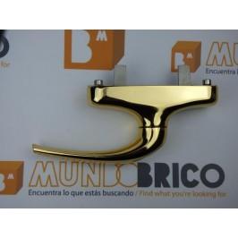 Cremona practicable LEO STAC Oro Brillo