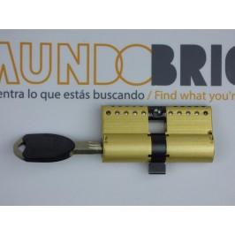 Cilindro TESA TK-100 30x50 Latón Leva larga