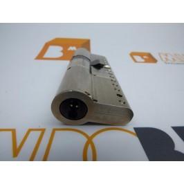 Cilindro TESA TK-100 30x50 Niquelado Leva larga