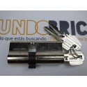Cilindro TESA 5200 30x45 Niquelado Leva corta