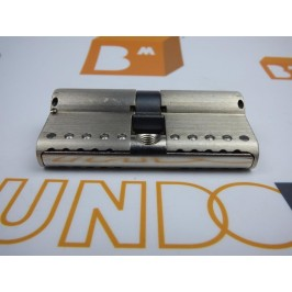Cilindro TESA MK-100 30x30 Niquelado Leva corta