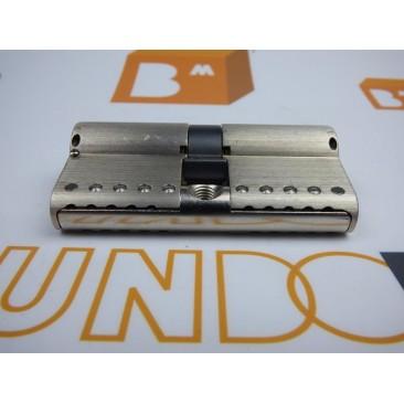 Cilindro TESA MK-100 30x40 Niquelado Leva corta