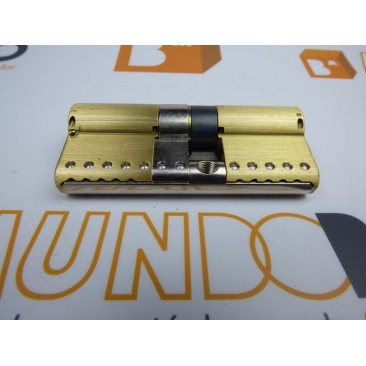 Cilindro TESA MK-100 30x50 Latón Leva corta
