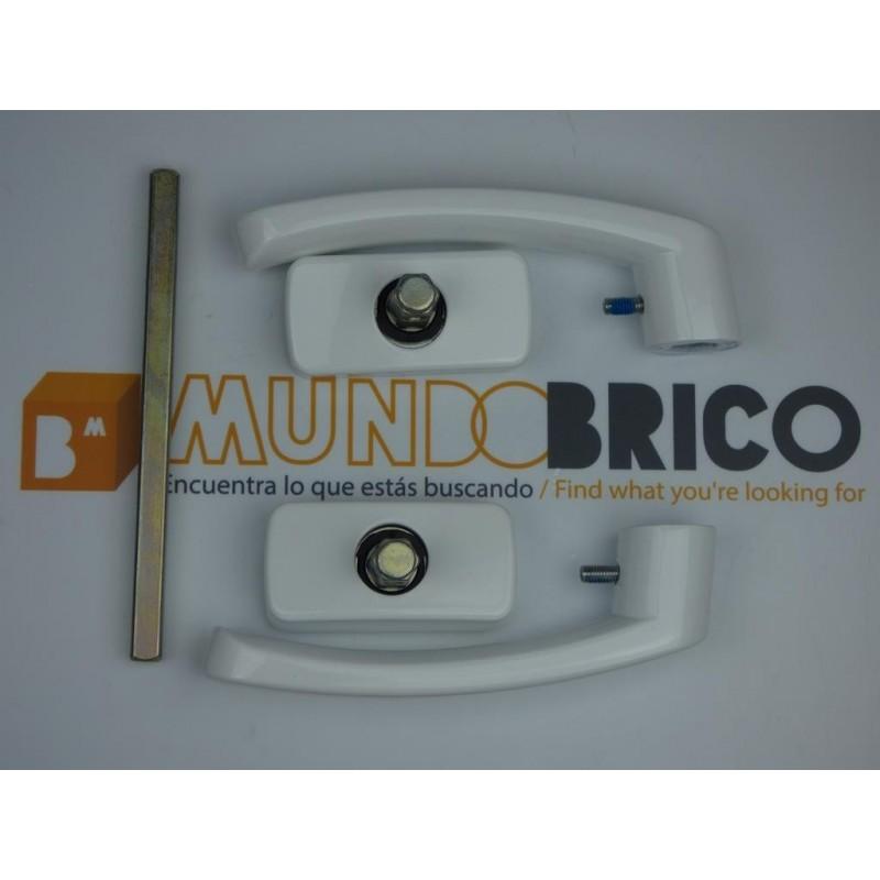 Juego Manilla STAC SIRIUS Blanco