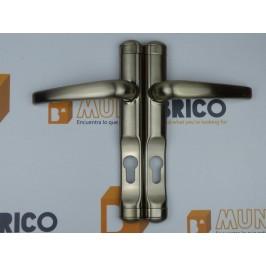 Juego Manilla TOVIC 4468 B/85 INOX