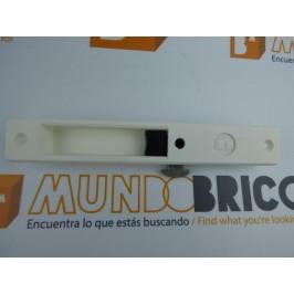Cierre embutido E4PS HT IZQUIERDO Blanco serie normal
