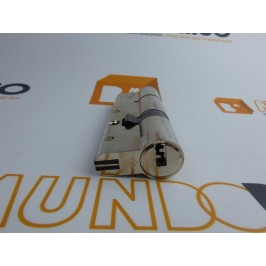 Cilindro CISA Astral S 30x50 Niquelado Leva larga