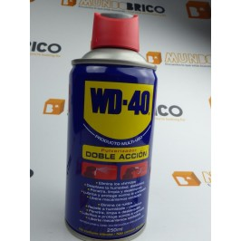 Spray WD40 Doble Acción 250 ml.