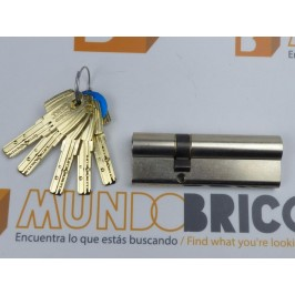 Cilindro T80 3045 Niquel Leva alta
