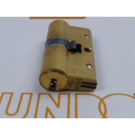 Cilindro CISA Astral S 35x35 Latón Leva corta