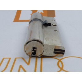 Cilindro CISA Astral SICUR 30x40 Niquelado Leva corta