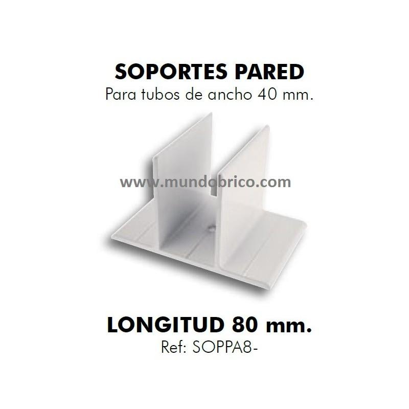 soportes para pergolas de aluminio