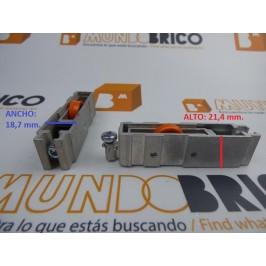 Rueda serie HYDRO-C65 metálica