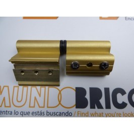 Bisagra RG 4000 Derecha Oro SAN ANTONIO