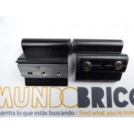 Bisagra RG 6000 Derecha Negro SAN ANTONIO