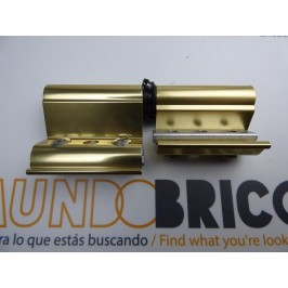 Bisagra RG 203 Izquierda Oro SAN ANTONIO