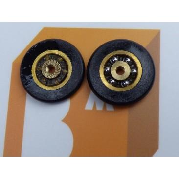 Rodamiento MAMPARA 25x5 bicromatada