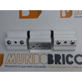Bisagra 3 palas 6000 Blanco SAN ANTONIO