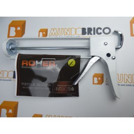 Pistola de Silicona Antigoteo ROHER