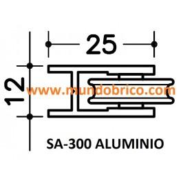 Rueda aluminio serie 300 SA-300 SAN ANTONIO