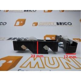 Rueda serie TN 9200 Agujas metálica SAN ANTONIO