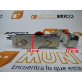 Rueda serie TN 9200 metálica SAN ANTONIO