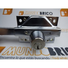 Cerrojo LINCE 3932 HC Hierro Cromado