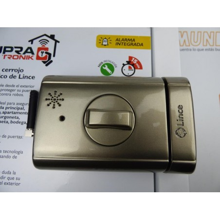 Cerrojo INVISIBLE electrónico LINCE SUPRATRONIK 4940TK