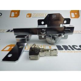 Cerrojo AMIG de seguridad Modelo 3 CROMADO