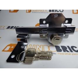 Cerrojo AMIG de seguridad Modelo 4 CROMADO